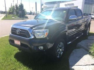 Used 2015 Toyota Tacoma V6 for sale in Brampton, ON