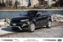 Used 2012 Land Rover Evoque Dynamic 0.9% Finance! for sale in Vancouver, BC