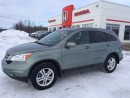 Used 2011 Honda CR-V EX-L for sale in Smiths Falls, ON