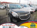 Used 2016 Chevrolet Equinox LS | ONE OWNER | CAM | AWD for sale in London, ON