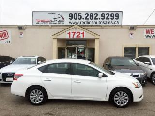 Used 2013 Nissan Sentra 1.8 S, WE APPROVE ALL CREDIT for sale in Mississauga, ON