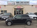 Used 2010 MINI Cooper Leather, Sunroof, WE APPROVE ALL CREDIT for sale in Mississauga, ON