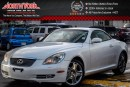 Used 2006 Lexus SC 430 Convertible|Nav|DrvrMem|AC|Cruise|DriveModes|DualClimate|18