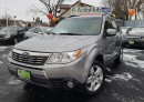 Used 2009 Subaru Forester SOLD for sale in Hamilton, ON