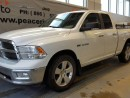 Used 2010 Dodge Ram 1500 for sale in Peace River, AB