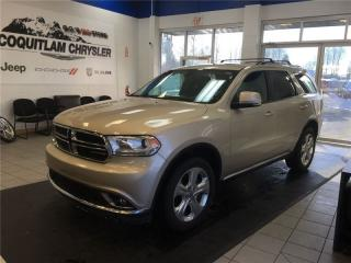 Used 2015 Dodge Durango Limited for sale in Coquitlam, BC