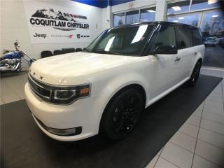 Used 2016 Ford Flex limited for sale in Coquitlam, BC