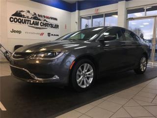 Used 2016 Chrysler 200 Limited for sale in Coquitlam, BC