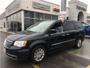 Used 2016 Chrysler Town & Country Touring-L for sale in Burlington, ON