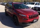 Used 2016 Jeep Cherokee SPORT ALTITUDE FWD~SAT RADIO~BT~BACKUP CAM~REMOTE for sale in Owen Sound, ON
