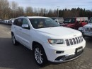 Used 2016 Jeep Grand Cherokee Summit 4x4 for sale in Owen Sound, ON