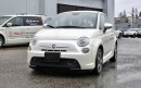 Used 2013 Fiat 500E Battery Electric * Warranty packages available !* for sale in Surrey, BC