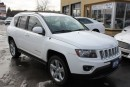 Used 2014 Jeep Compass LIMITED for sale in Brampton, ON