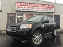 Used 2010 Land Rover LR2 HSE for sale in Burlington, ON