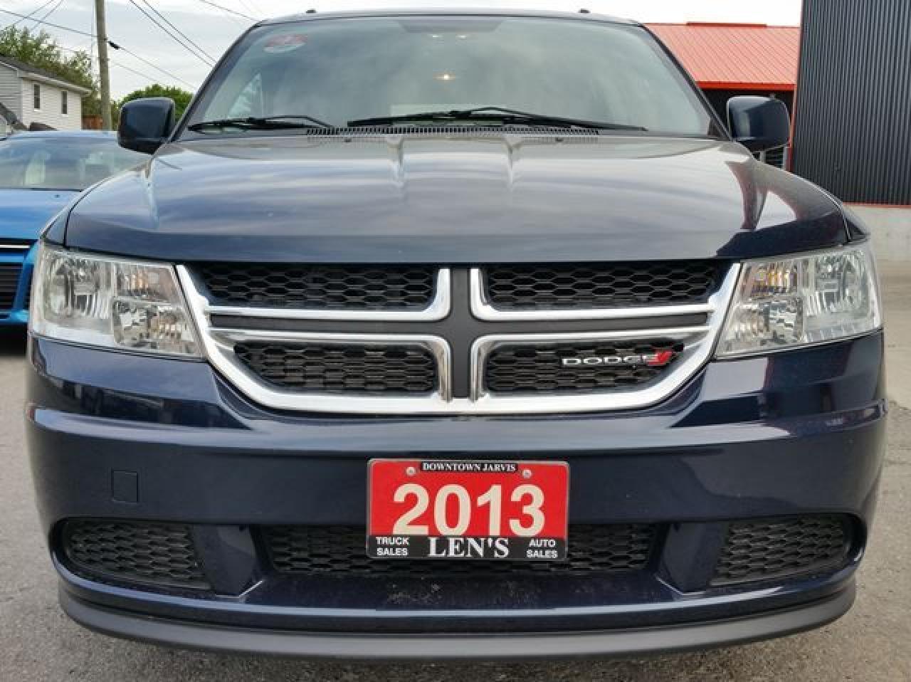 2013 Dodge Journey SE Canada Value