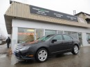 Used 2011 Ford Fusion AUTOMATIC, LOADED, LOW KM for sale in Mississauga, ON