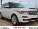 Used 2013 Land Rover Range Rover HSE - CPO 6yr/160000kms manufacturer warranty included until January 24, 2019! CPO rates starting at 2.9%! LOCAL ONE OWNER TRADE IN   NO ACCIDENTS   FULL 3M PROTECTION APPLIED   510 HP   NAVIGATION   SURROUND CAMERA SYSTEM   PARK ASSIST   REVERSE TRAFFIC/ for sale in Edmonton, AB