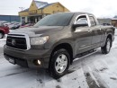 Used 2011 Toyota Tundra SR5 DOUBLECAB 4X4 for sale in Brantford, ON