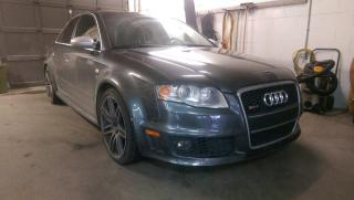 Used 2007 Audi A4 RS4 for sale in Concord, ON