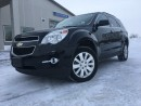 Used 2010 Chevrolet Equinox 2LT for sale in Selkirk, MB