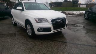 Used 2014 Audi Q5 2.0L Progressiv for sale in Concord, ON