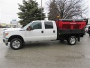 Used 2014 Ford F-350 Crew Cab 4x4 gas gas / Salter for sale in Richmond Hill, ON