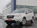 Used 2014 Subaru Forester CONVENIENCE PACKAGE for sale in Stratford, ON