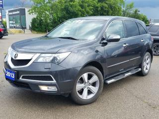 Used 2013 Acura MDX SH-AWD for sale in Beamsville, ON