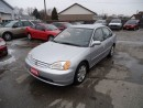 Used 2002 Honda Civic LX for sale in Sarnia, ON