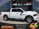 Used 2014 RAM 1500 Sport CREW CAB 4x4 *HTD SEATS *LTHR *NAV *CAM for sale in Winnipeg, MB