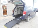 Used 2013 Dodge Grand Caravan SE Wheelchair Accessible Rear Entry Conversion for sale in London, ON