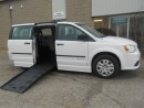 Used 2016 Dodge Grand Caravan SE -Wheelchair Accessible Side Entry Conversion for sale in London, ON