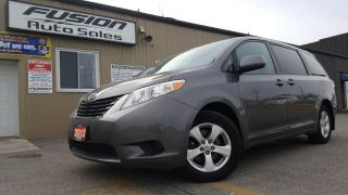 Used 2012 Toyota Sienna LE-DUAL AIR/HEAT-ALLOY WHEELS for sale in Tilbury, ON
