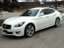 Used 2012 Infiniti M37 M37S ULTRA SPORT - NAV|CAMERA|1 OWNER|NO ACCIDENTS for sale in Scarborough, ON