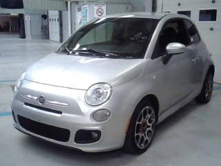 Used 2012 Fiat 500 Sport for sale in Barrie, ON