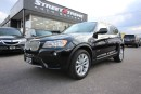 Used 2013 BMW X3 35i  BACKUP CAM PANO ROOF AWD ACCIDENT FREE/XENON for sale in Markham, ON