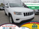 Used 2014 Jeep Grand Cherokee Laredo | AWD | NEW VEHICLES DAILY for sale in London, ON