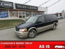 Used 2004 Pontiac Montana AS TRADED *UNCERTIFIED* for sale in St Catharines, ON