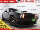 Used 2016 Dodge Challenger Scat Pack Shaker| LOW KMs | 485 HP| for sale in Burlington, ON