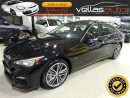 Used 2015 Infiniti Q50 SPORT AWD**DELUX TOURING & TECH PKG** for sale in Woodbridge, ON