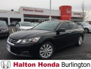 Used 2014 Honda Accord Sedan EX-L / LEATHER / HEATED SEATS / REARVIEW CAMERA for sale in Burlington, ON
