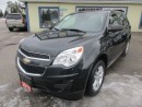 Used 2013 Chevrolet Equinox POWER EQUIPPED LS EDITION 5 PASSENGER 2.4L - DOHC ENGINE.. CD/AUX INPUT.. ECO-BOOST PACKAGE.. KEYLESS ENTRY.. for sale in Bradford, ON
