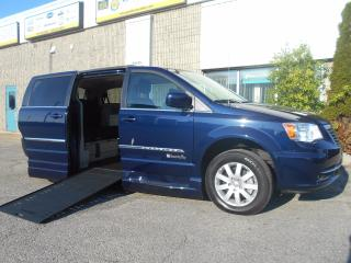 Used 2016 Chrysler Town & Country Wheelchair Accessible Side Entry Conversion for sale in London, ON