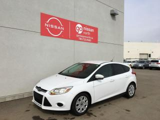 Used 2014 Ford Focus SE / LOW KM / BLUETOOTH for sale in Edmonton, AB