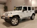 Used 2011 Jeep Wrangler SAHARA **AUTOMATIC-2 TOPS** for sale in York, ON