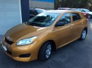 Used 2009 Toyota Matrix for sale in Parksville, BC