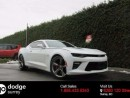 Used 2016 Chevrolet Camaro 2SS+NAVI+SUNROOF+LEATHER+MANUAL + HEATED/VENT FRONT SEATS + BACK-UP CAMERA + BOSE SOUND SYSTEM + NO EXTRA FEES + FREE LIFETIME ENGINE WARRANTY for sale in Surrey, BC