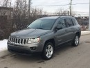 Used 2011 Jeep Compass North Edition for sale in Brampton, ON