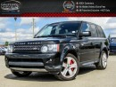 Used 2013 Land Rover Range Rover Sport SC|4x4|Navi|Sunroof|Backup Cam|Bluetooth|Leather|20