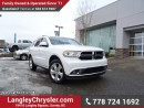 Used 2015 Dodge Durango Limited for sale in Surrey, BC
